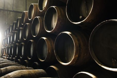 Our barrels are new and used French oak.